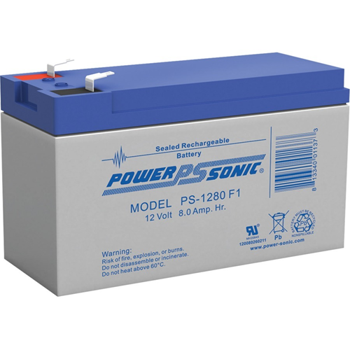 Power Sonic PS-1280 Battery