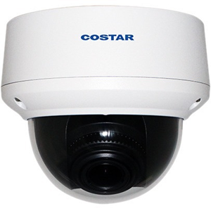 DOME ONVIF/OUTDOOR 2MP VANDAL FLUSH/SURFCE DOME