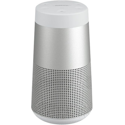 Bose SoundLink Revolve Portable Bluetooth Smart Speaker - Siri Supported - Lux Gray