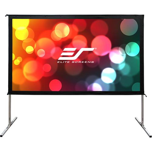 """Elite Screens Yard Master 2 Dual Series OMS120H2-DUAL 120"""" 16:9 Outdoor Screen"""
