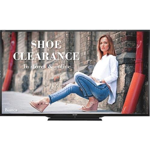 """Sharp PN-LE PN-LE801 80"""" LED-LCD TV - HDTV"""