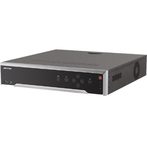 NVR 32-CHANNEL H264/5 12MP 16-PORT 8TB