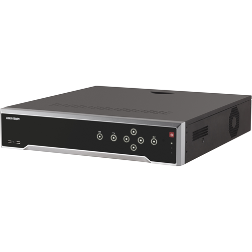 NVR, 32-CHANNEL, H264+/H264/H265/H265