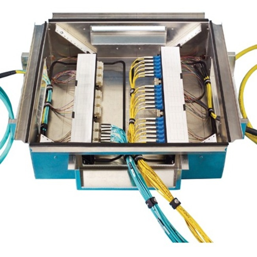 Wiremold RFE Raised Floor Enclosure for Zone Cabling - RFE-25257RB