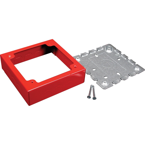 Wiremold Two-Gang Alarm Device Box