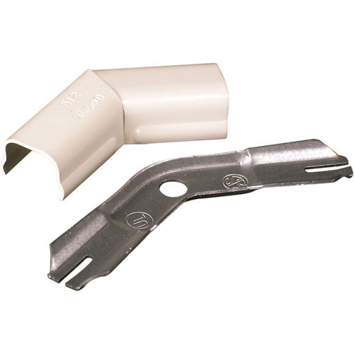 Wiremold 500 45 Degree Flat Elbow Fitting