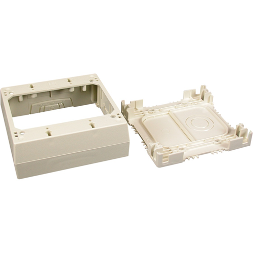 Wiremold 2348-2WH Mounting Box