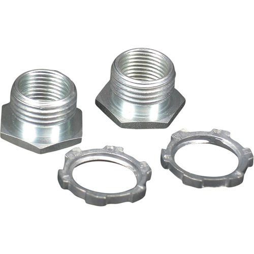 Wiremold 500/700 Special Nipple (Galvanized) Fitting
