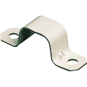 Wiremold 704WH Mounting Bracket for Cable Raceway - White