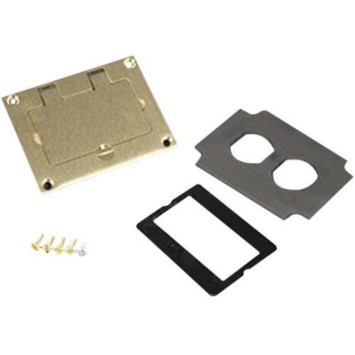 Wiremold 828MAAP Mounting Adapter for Floor Box, Faceplate