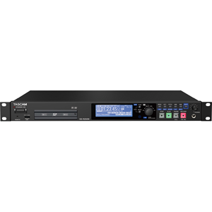 Solid State Recorder With Networking And Dual Sd Card