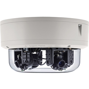 Arecont Vision SurroundVideo Omni AV20375RS 20 Megapixel Network Camera - Dome