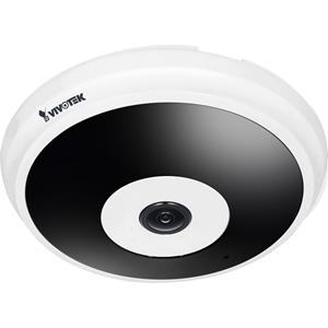 Vivotek FE9182-H 5 Megapixel Network Camera - Dome