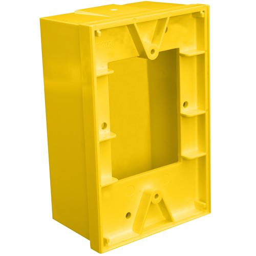 STI Yellow Back Box & Spacer Kit
