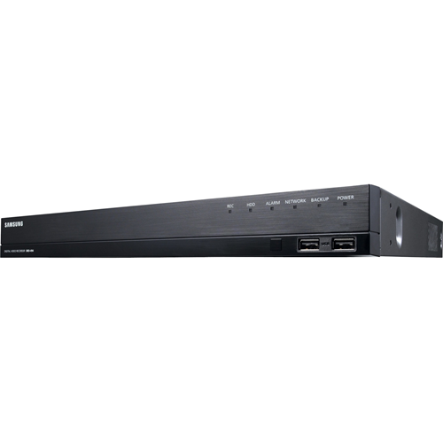 Digital Video Recorder - AVI, H.264 Formats - 8 TB Hard Drive - 120 Fps - Composite Video In - 4 Audio In - 1 Audio Out - 1 VGA Out - HDMI