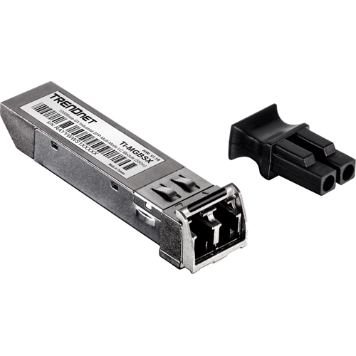1000Base-SX Inudstrial SFP Multi-Mode LC Module (550 m) Transmission distance of up to 550 m