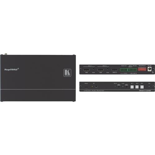 Kramer 2x1 4K60 4:2:0 HDMI Auto Switcher