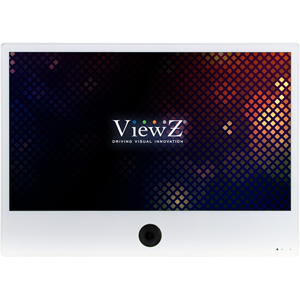 27'BLACK IP PUBLIC VIEW MONITOR EMBEDDED 2.1MP IP