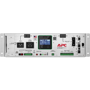 SecureUPS Power Management Unit 1900W 115/120VAC In/Out with 48/24VDC Out RM Conformal Coated