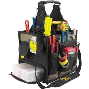"Dottie 22 Pocket - 11"" Electrical & Maintenance Tool Carrier"