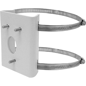 Pelco PA101 Mounting Adapter for Camera Mount - Powder Coated Gray