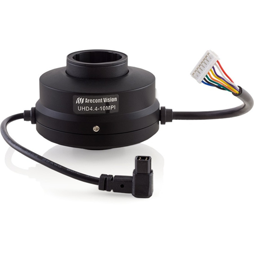 Arecont Vision - 4.40 mm to 10 mm - f/1.2 - Zoom Lens for CS Mount