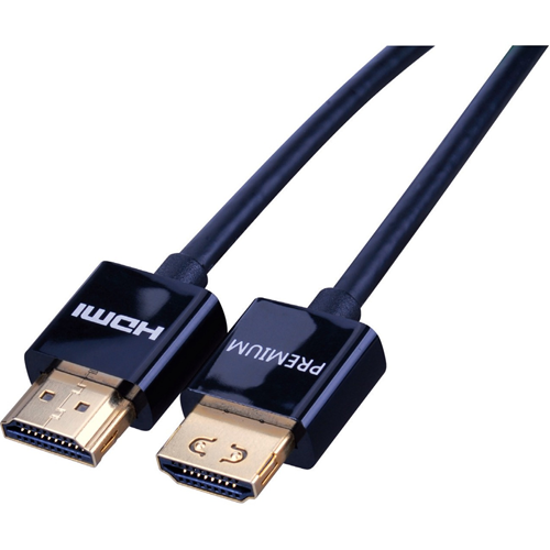 CBL HDMI 2.0 SECUREFIT 34AWG 3FT