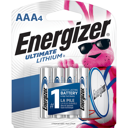 Energizer Ultimate Lithium Battery