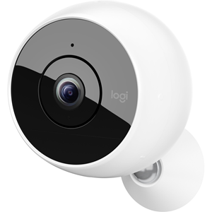 The 100% wire-free indoor/outdoor weatherproof 1080p HD whole home security camera with up to 180 field-of-view glass lens that you can set up in minutes.