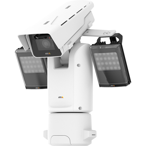 AXIS Q8685-LE Outdoor Network Camera - Color, Monochrome