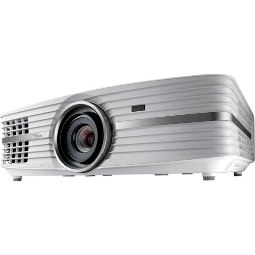 4K UHD 2160P PROJECTOR-Optoma Uhd60 Uhd60 4k Ultra Hd Home Theater Projector