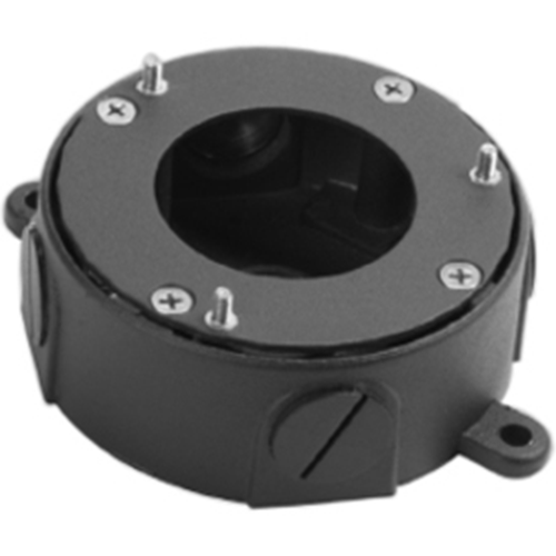 Pelco Mounting Adapter for Security Camera Dome - Gray