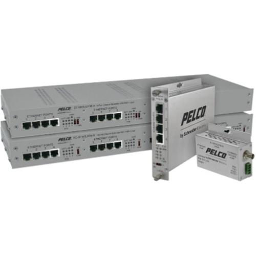 EC R1PORT EXT CAT5,TRU POE-30W MINI CSE12VDC/24VAC