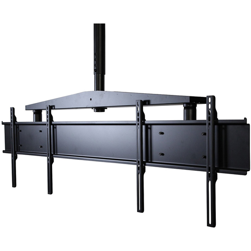 BACK-BACK DUAL DSPLY CEILING MT SYSTEM