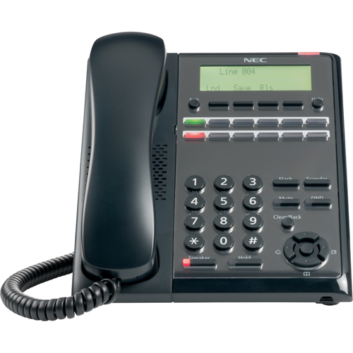 SL2100 DIGITAL 12-BUTTON TELEPHONE (BK)