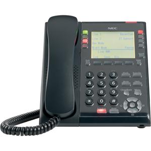 NEC SL2100 IP Phone - Desktop - Black