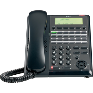 SL2100 DIGITAL 24-BUTTON TELEPHONE (BK)