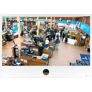 "ViewZ VZ-PVM-I4W3N 32"" Full HD LED LCD Monitor - 16:9 - White"
