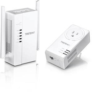 TRENDnet AC1200 WiFi Everywhere Powerline AP Powerline 1200 Kit