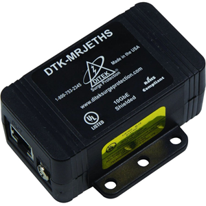 DITEK DTK-MRJETHS Surge Suppressor/Protector
