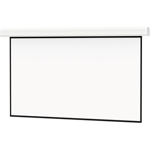 """Da-Lite Large Advantage Deluxe Electrol 216"""" Electric Projection Screen"""
