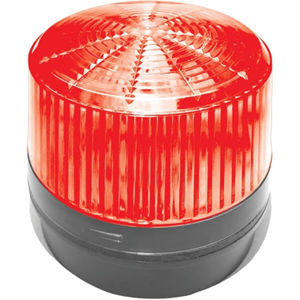 W Box Rainproof Strobe - Red