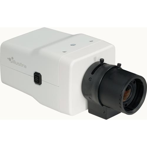 Tyco Illustra Flex IFS03XNANWTT 3 Megapixel Network Camera - Box
