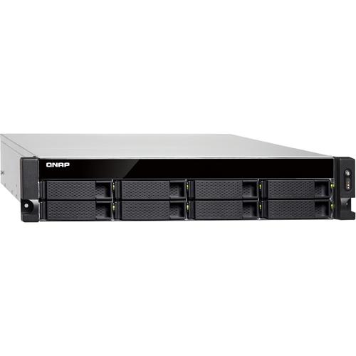 QNAP Turbo NAS TS-873U-RP SAN/NAS Storage System