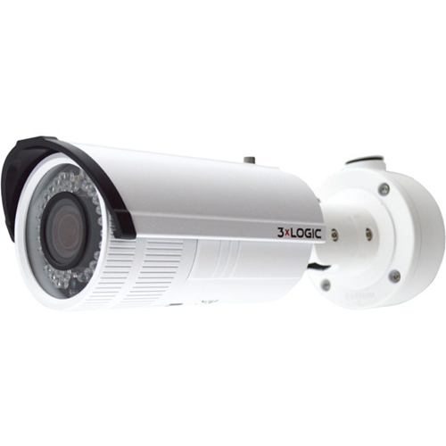3xLOGIC VISIX 3 Megapixel Network Camera - Bullet