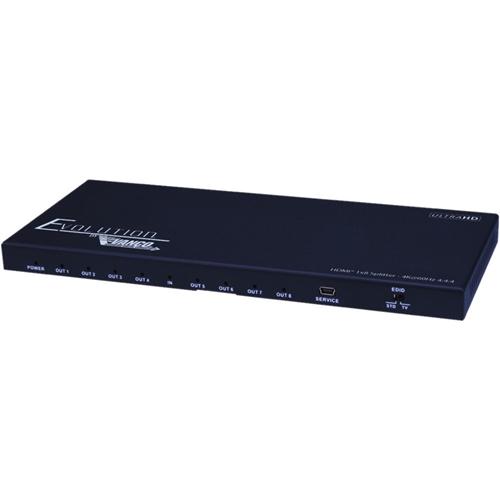 SPLTR HDMI 2.0 1X8 HDCP2.2