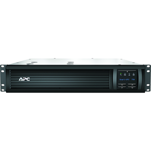 APC by Schneider Electric Smart-UPS 750VA RM 2U 120V with SmartConnect