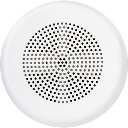 LED 2W HF SPKR STRB,RND,CEIL,24VDC,95CD,WHT,FIRE
