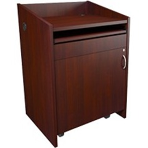 """Middle Atlantic Pre-Configured L2 Series Lectern, 28"""" W, 25"""" D, with Connectivity"""
