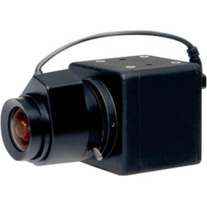 HIGH RES. WDR DAY/NIGHT MINI ANALOG BOX CAMERA
